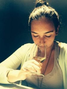 Abigail is a member of the Penn State Food Science wine sensory panel.