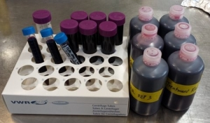 Samples for lab analysis