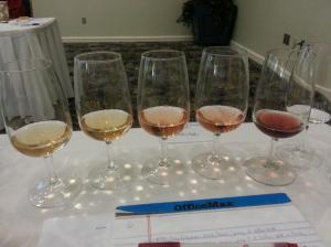 NE-1020 wine tasting